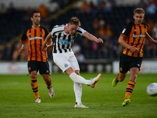 Longstaff, en la agenda del United. Newcastle