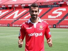 Sebas Coris tratará de convencer a Unzué para quedarse en Girona. GimàsticDeTarragona