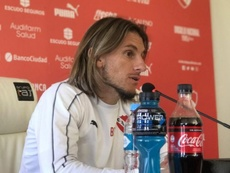 Beccacece reculó y Pablo Pérez solo se perderá dos partidos. CAIndependiete