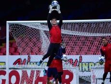 El cancerbero afirmó que deben imaginarse siendo campeones. Veracruz