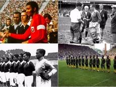 Las modestas selecciones que estuvieron en un Mundial. BeSoccer