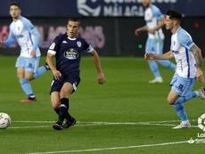 Málaga y Lugo empataron. LaLiga