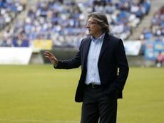 El técnico inicia una nueva etapa en el fútbol guatemalteco. Twitter/RealOviedo