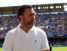 Sergio González ha renovado recientemente su vinculación con el Valladolid. EFE/Archivo