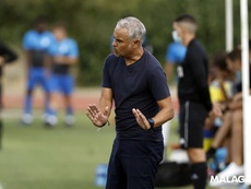 Pellicer se queda sin tres jugadores del filial. MálagaCF