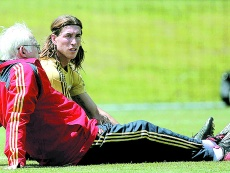 Sergio Ramos recibirá un homenaje con la Selección en Cádiz. EFE