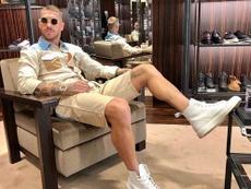 Un socio del Real Madrid critica Sergio Ramos. Instagram