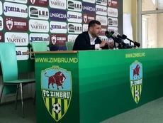 El club no competirá en la próxima Liga. Facebook/fczimbru