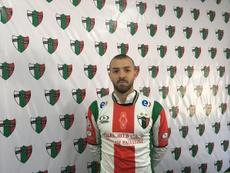 Shadi Shaben, nuevo jugador de Palestino. CDPalestinoSADP