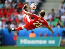 Shaqiri juega con Suiza, pero tiene ascendencia kosovar y podría haber representado a Kosovo. UEFA