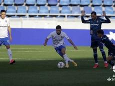 El Tenerife y el Espanyol empataron. LaLiga