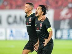El Urawa deja a Paulihno sin final de Champions. Twitter/TheAFCCL