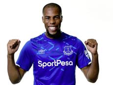 Sidibé, nuevo jugador del Everton. Everton