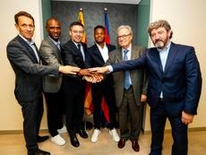 OFICIAL: o Barcelona blinda Ansu Fati. FCBarcelona