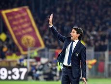 Inzaghi dio normalidad al enfado de Luis Alberto. EFE