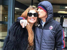 Mihajlovic sigue tratándose. Instagram/AriannaMihajlovic