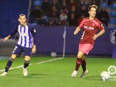 Ponferradina y Albacete se repartieron los puntos. LaLiga