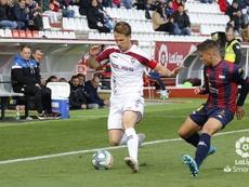 Albacete y Extremadura empataron a uno. LaLiga