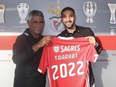 Taarabt prolonge avec Benfica. SLBenfica