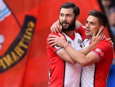 Southampton ainda sonha em ficar na Premier League. EFE