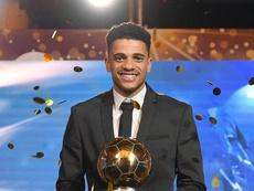 Taison é eleito o melhor jogador do Campeonato Ucraniano. Instagram @taisonfreda7