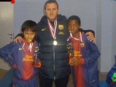 Daniel Horcas, que foi treinador de Takefusa Kubo e Ansu Fati, comparou os atletas. LaSexta
