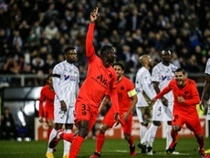 Trouble for PSG: Kouassi has confirmed he will leave. PSG