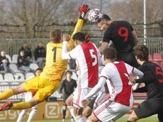 Reiziger lleva al Ajax a los cuartos de penalti. AtletiAcademia