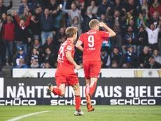 Le héros de la montée de Cologne plus discret en Bundesliga. FCKoln
