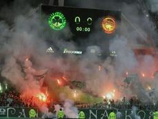 El fútbol griego volverá el próximo 6 de junio. EFE/Archivo