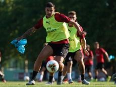 En el Milan alucinan con Theo. ACMilan
