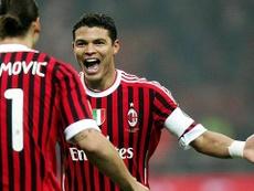 Thiago Silva pourrait retourner à Milan. GOAL