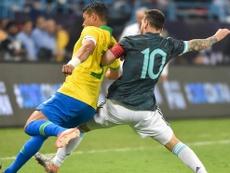 Les compos probables du match amical entre le Brésil et la Corée du sud. AFP