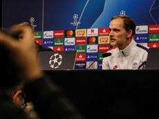 Tuchel confirme la présence de Neymar contre Dortmund. AFP