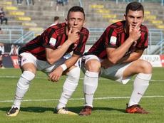 Tiago Dias tem brilhado na equipe 'Primavera' do Milan. ACMilanYouth