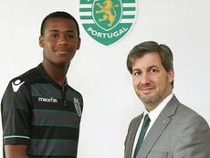 Tiago Djaló pode assinar pelo Milan. TiagoDjalo