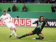 El Leipzig termina con la racha invicta del Wolfsburgo. RBLeipzig