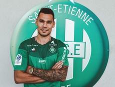 Kolodziejczak regresa al Saint-Étienne. ASSSEOfficiel