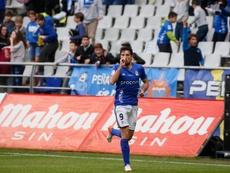Toché se despidió del Oviedo. RealOviedo