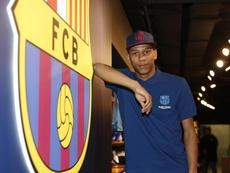 Todibo será presentado este viernes. FCBarcelona