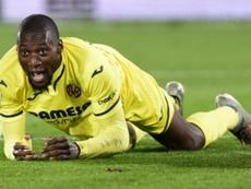 En Francia dan por hecho el fichaje de Ekambi por el Olympique de Lyon. AFP
