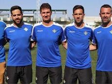 Toni Doblas se incorpora al organigrama técnico del Betis. RealBetis