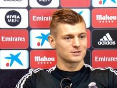 Kroos a évoqué les différences entre le Real et le Bayern. capture/RealMadrid