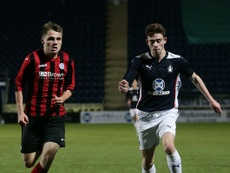 Liverpool have signed the Scottish youngster. FalkirkFC