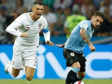 Torreira's World Cup campaign drew to a close on Friday. AFP