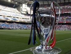 Champions 20-21: fechas, formato y equipos. EFE/Archivo