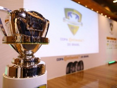 Esta es la final de la Copa Brasil 2019. LucasFigueiredo/CBF