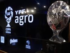 La próxima Superliga está en el aire. Twitter/Superliga