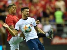 El Tottenham quiere blindar a Parrott ante el interés de Borussia y Bayern. AFP