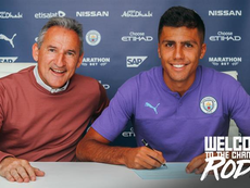 Rodri is now a City player. ManchesterCity